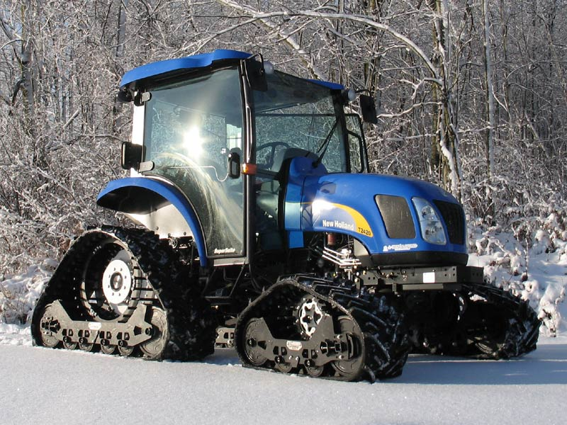 track quipement syst mes chenill s pour tracteurs new holland. Black Bedroom Furniture Sets. Home Design Ideas