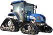 Tracteurs New Holland